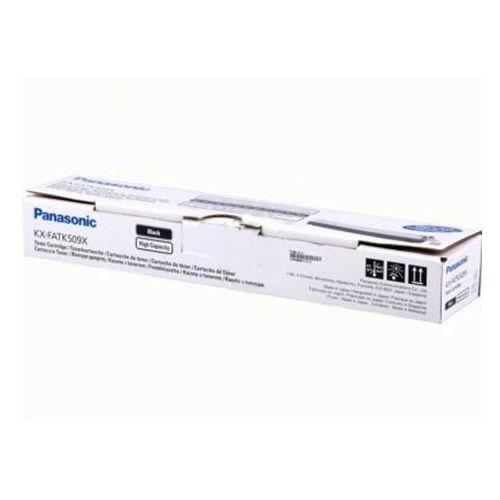 Panasonic Toner kx-fatk509x czarny do drukarek (oryginalny)