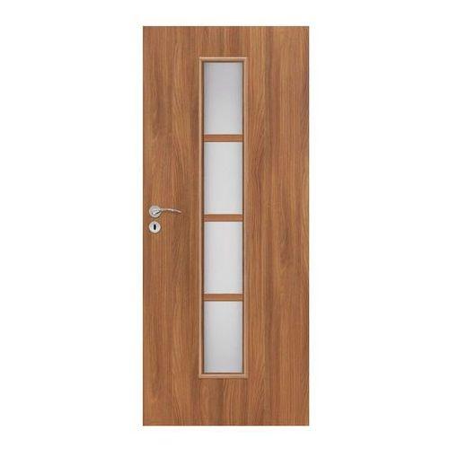 Drzwi pokojowe Olga 90 prawe akacja