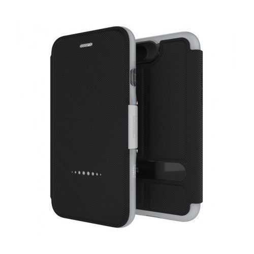Etui Gear4 D3o Oxford iPhone 7 - Czarny - Szary, 4895200201809