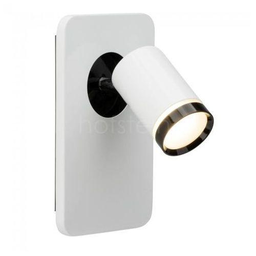 AEG Sol Spot ścienny LED Czarny, Biały, 1-punktowy - Nowoczesny - Obszar wewnętrzny - Sol - Czas dostawy: od 6-10 dni roboczych (4004353295690)