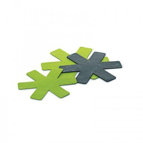 przekładki filcowe do przechowywania garnków i patelni 3 szt. zielone marki Kela