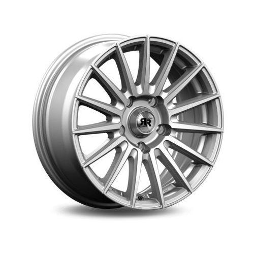 Felga RACER MONZA SILVER 7.5x17 4x108 ET25 (3661741146319)