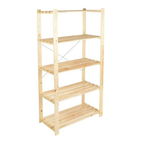 Form Regał drewniany symbios 45 x 90 x 170 cm 50 kg (3663602991717)