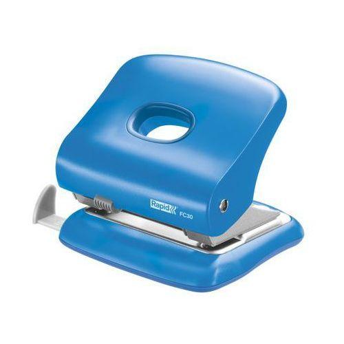 Dziurkacz Rapid Vivida FC30 500359 - niebieski