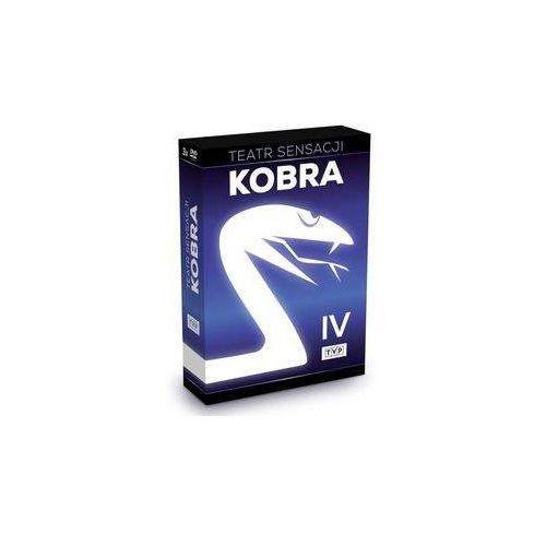 Telewizja polska Teatr sensacji kobra iv (5902600069119)