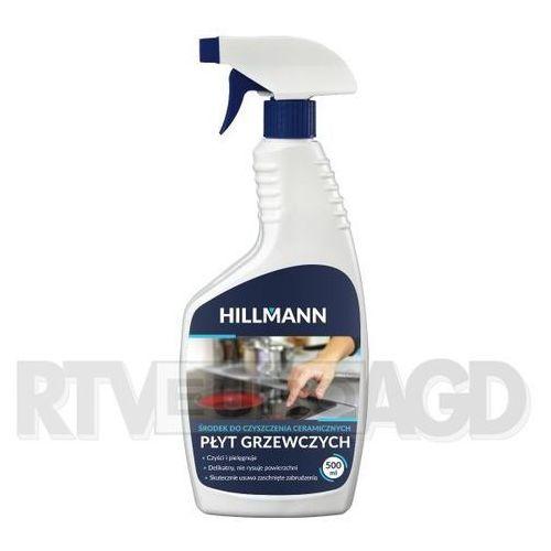 środek do czyszczenia grzewczych płyt ceramicznych 500 ml agdpl01 marki Hillmann