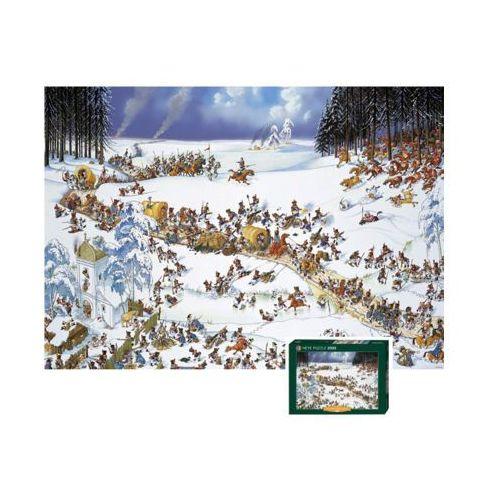 HEYE 2000 EL. Napoleon`s Winter, Loup