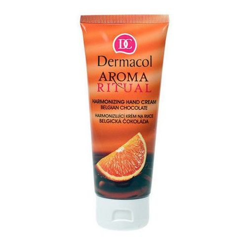 Dermacol Aroma Ritual Hand Cream Belgian Chocolate 100ml W Krem do rąk