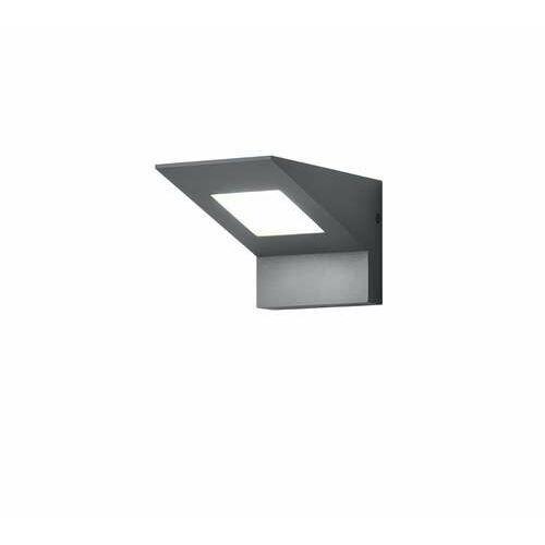 Trio nelson 225360142 plafon lampa sufitowa 1x8w led antracytowy/biały