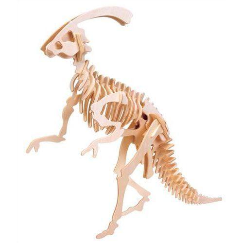 Łamigłówka drewniana Gepetto - Parazaurolof (Parasaurolophus) (5425004731791)