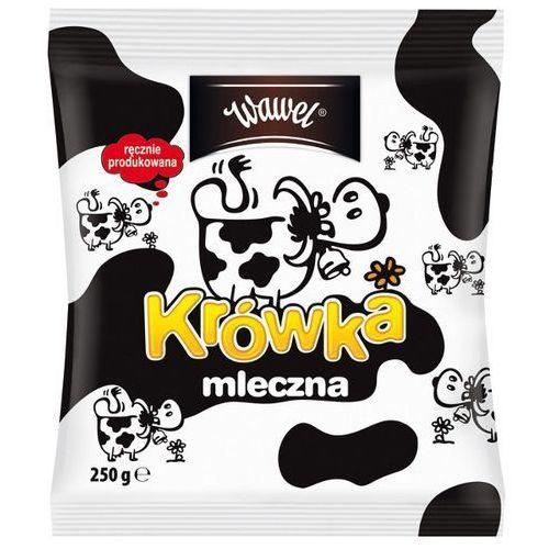 WAWEL 250g Krówka Mleczna cukierki | DARMOWA DOSTAWA OD 150 ZŁ!