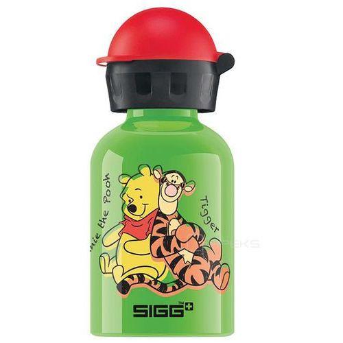 kids winnie the pooh butelka / bidon 0.3l dla dzieci - winnie the pooh marki Sigg