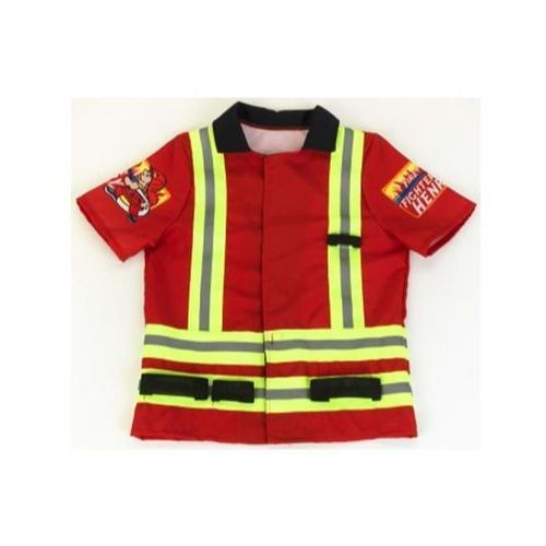 brandvæsen kostume 32 cm +3år marki Theo klein