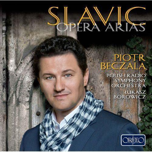 Slavic Opera Arias (CD) - Dostawa zamówienia do jednej ze 170 księgarni Matras za DARMO, towar z kategorii: Muzyka klasyczna - pozostałe