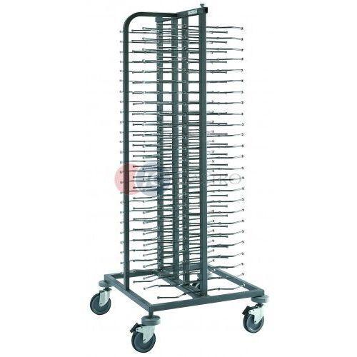 Wózek transportowy jodełkowy do talerzy CPP-100