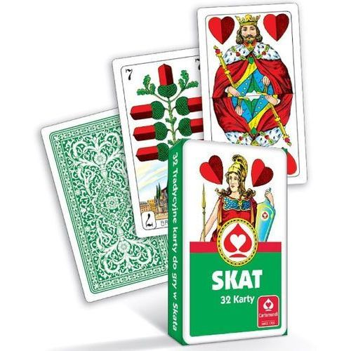 Karty - Skat tradycyjny Cartamundi, 1_530995