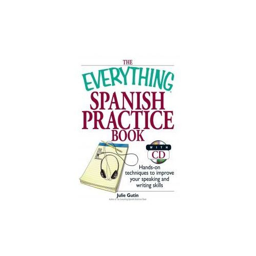 Everything Spanish Practice Book (9781593374341)