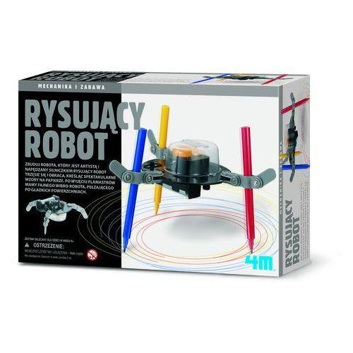 Buka 4m, rysujący robot, zestaw kreatywny
