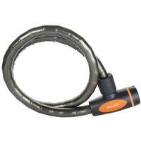 Masterlock 8228 PanzR Zapięcie kablowe 18 mm x 1.000 mm szary Linki rowerowe (3520190941916)