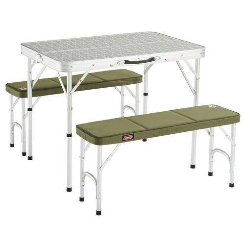 Coleman Zestaw mebli ogrodowych pack-away table 4 + darmowy transport! (3138522055844)