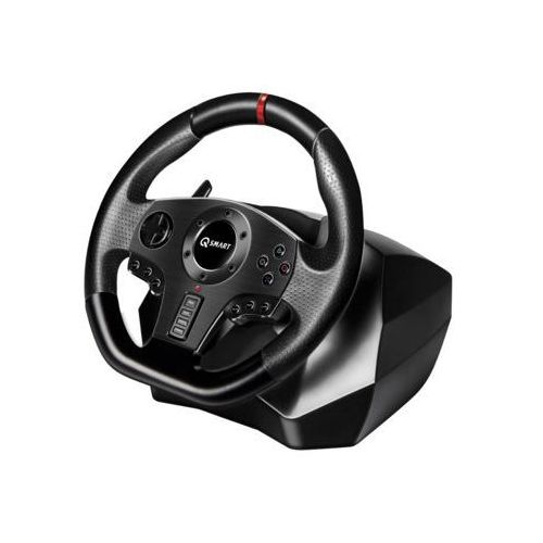 Kierownica Q-SMART Rally GT900 (PC/PS3/PS4/XBOX 360/XBOX ONE/SWITCH), GT900