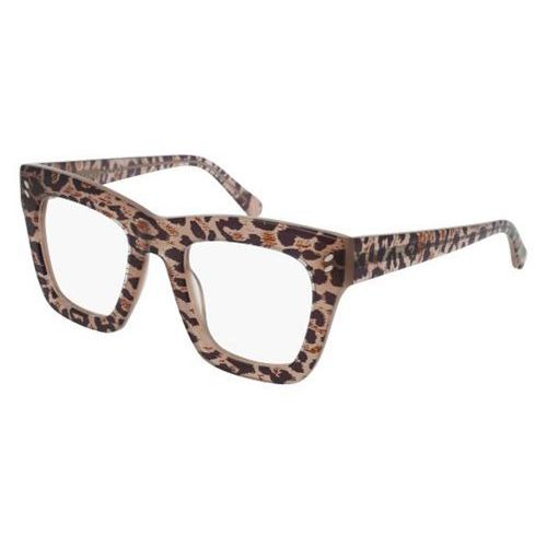 Stella mccartney Okulary korekcyjne sc0071o 003
