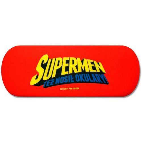 Etui na okulary Superman