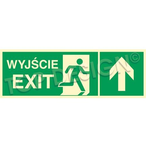 Kierunek do wyjścia w górę prawostronny / up to exit right side marki Top design. Najniższe ceny, najlepsze promocje w sklepach, opinie.