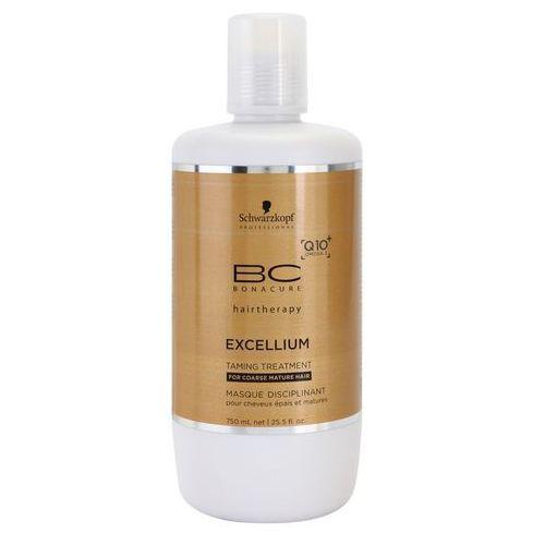 Schwarzkopf bc bonacure excellium maska do włosów 750 ml dla kobiet