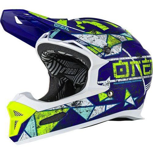 ONeal Fury RL Kask rowerowy Zen zielony/niebieski XL | 61-62 2019 Kaski rowerowe