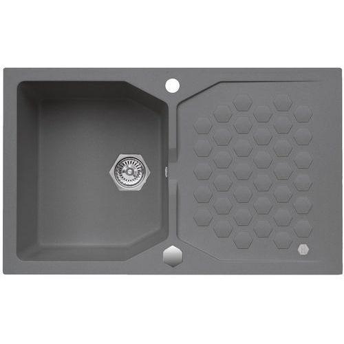Zlewozmywak ALVEUS Sensual 30 kol. 04 Steel + DARMOWY TRANSPORT! (5902767621014)