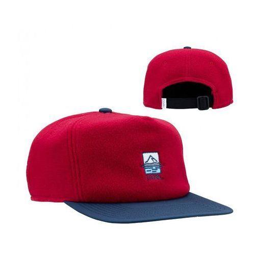 Nowa czapka jesienno- zimowa the north cap red marki Coal