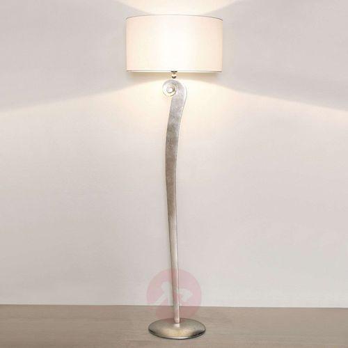 Holländer LINO lampa stojąca Srebrny, 1-punktowy - Klasyczny - Obszar wewnętrzny - LINO - Czas dostawy: od 2-3 tygodni (4250151332444)