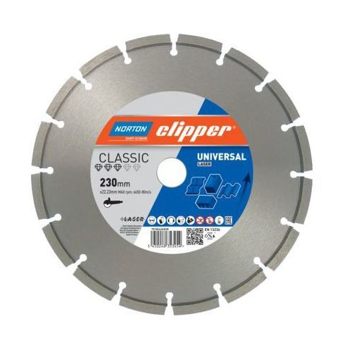 Clipper Tarcza norton classic universal laser 70184626838