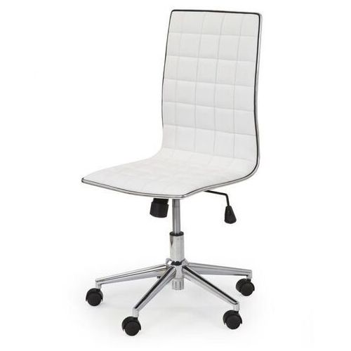 Fotel pracowniczy bern biały