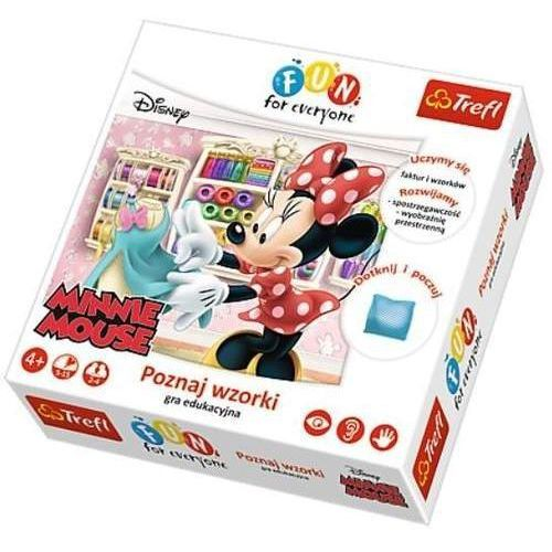 Trefl Gra ffe poznaj wzorki minnie ( fun for everyone ) (5900511240023)