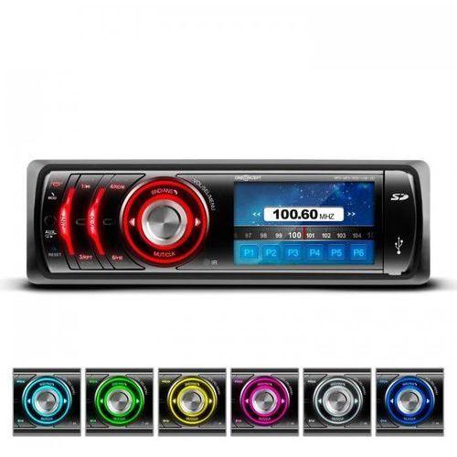 Mdd-150-bt radio samochodowe wyświetlacz 7,5 cm (3 cale) foto video bluetooth usb marki Oneconcept