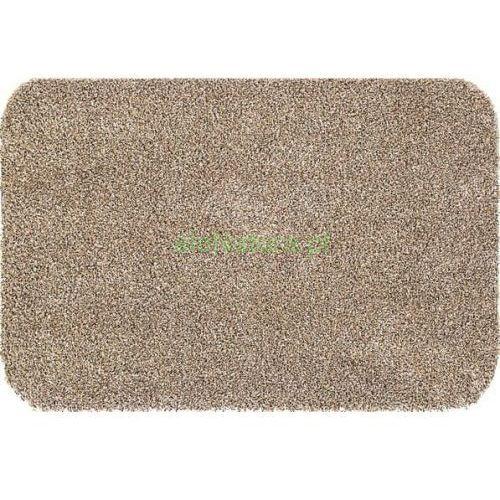 ACT NATURAL Mata wejściowa, dywanik Premium jasny beż 75 x 150 cm