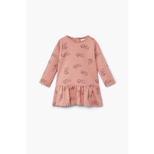 Mango Kids - Sukienka dziecięca Valencia 80-104 cm