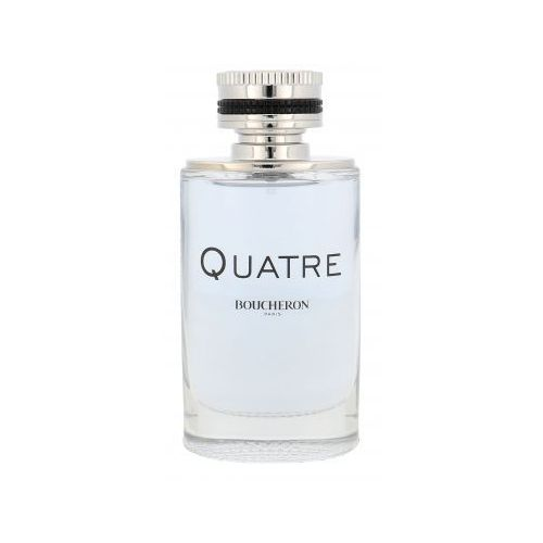 OKAZJA - Boucheron Boucheron Quatre Pour Homme woda toaletowa 100 ml tester dla mężczyzn (3386460066167)