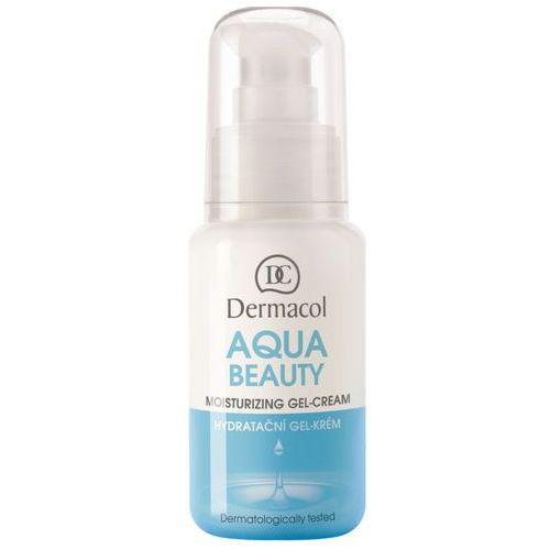 aqua beauty moisturizing gel-cream | krem nawilżający na dzień i noc 50ml marki Dermacol