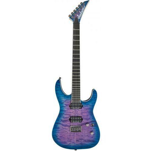 pro soloist 2q ht mah northern lights gitara elektryczna marki Jackson