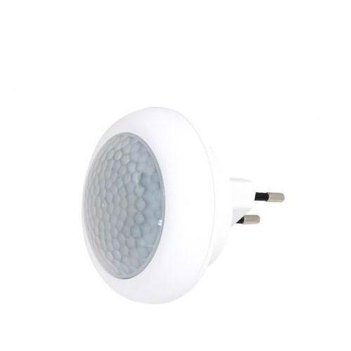 Lampka nocna LED z czujnikiem ruchu, czujnikiem zmierzchowym 120st, 8xLED ORNO z kategorii Lampki nocne