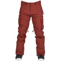 spodnie BONFIRE - Tactical Pant Burgundy (BUR) rozmiar: XL, 1 rozmiar