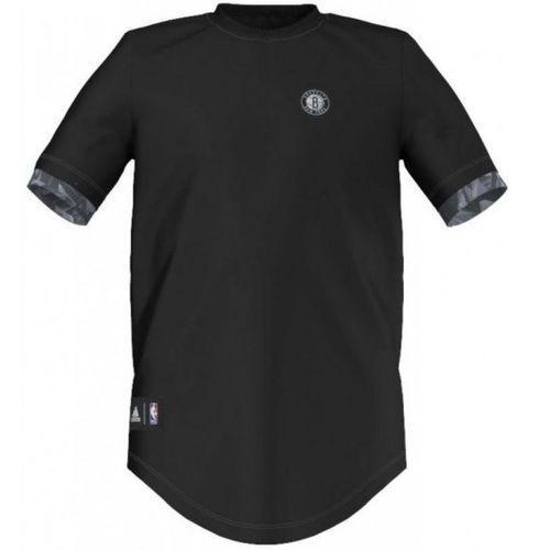 Koszulka adidas Fanwear Tee Brooklyn Nets Junior AJ1957 izimarket.pl, kolor Czarny