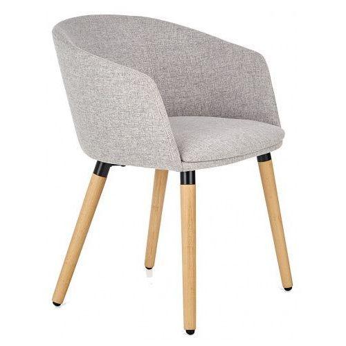 Producent: elior Krzesło drewniane nevil - popiel