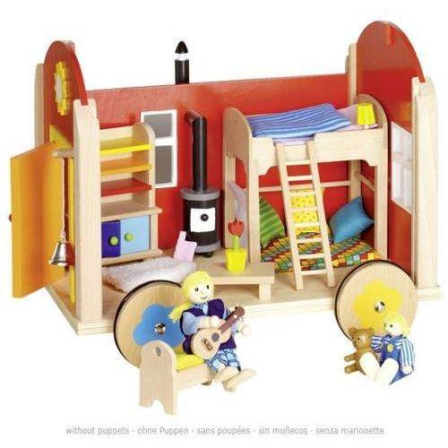 Goki Przyczepa mieszkalna dla lalek