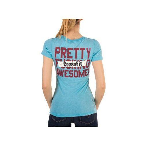 T-shirt crossfit graphic bm399 b87204 marki Reebok