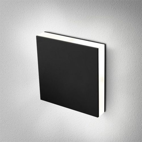 LEDPOINT square EV LED WW G/K kinkiet alu Aquaform