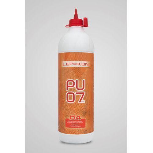 Lep-kon pu07 1kg - jednokomponentowy, wodoodporny klej poliuretanowy d4
